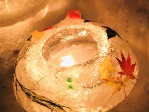 Eislichterfeste ~ 雪灯りの祭り