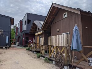 Fuchian Mura : un village dans la ville